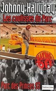 Johnny Hallyday - Making of / Les coulisses du Parc [VHS]