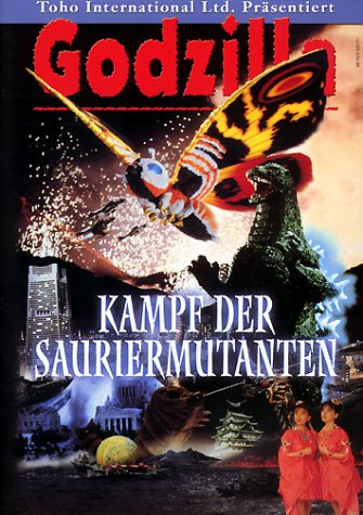 m2 Verlag GmbH - Best Entertainment Godzilla - Kampf der Sauriermutanten