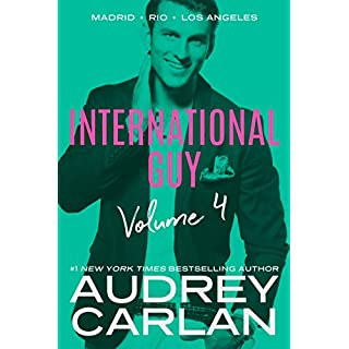 International Guy: Madrid, Rio, Los Angeles (International Guy Volumes)