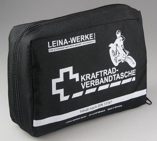 Motorrad-Verbandtasche DIN 13167, 15x10x5cm, wasserabweisend