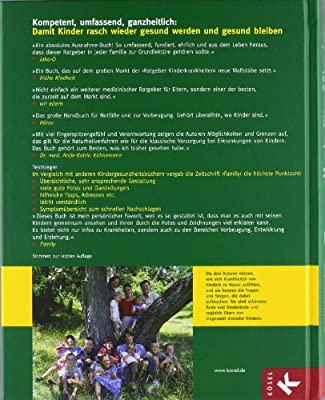 Gesundheit für Kinder: Kinderkrankheiten verhüten, erkennen, behandeln: Moderne Medizin - Naturheilverfahren - Selbsthilfe - Aktualisierte und überarbeitete Neuauflage