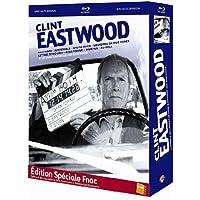 Coffret Clint Eastwood - 8 Blu-Ray - Edition Spéciale
