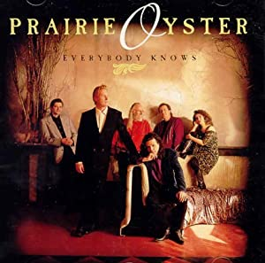 Prairie Oyster -  String of Pearls-A Greatest Hits Collection
