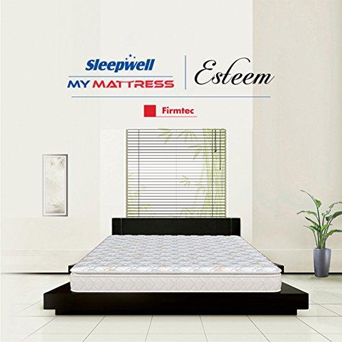 Sleepwell Esteem Firmtec Mattress - (75 x 72 x 6...