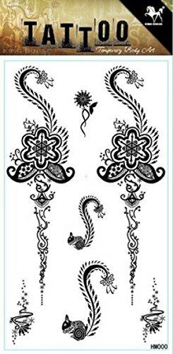 La dernière conception de tatouage produit dimension 6,69 \