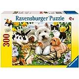 Happy Animal Buddies 300 PC Puzzle