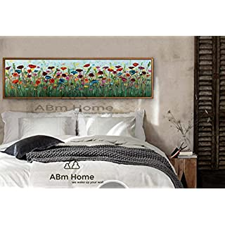 ABm Wall Poster, Fine Wall Art, Large Framed Canvas, Super Size Wall Picture,