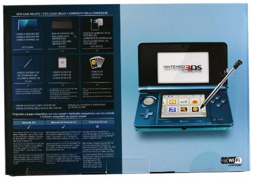 Imagen principal de Nintendo 3DS - Color Azul Aqua