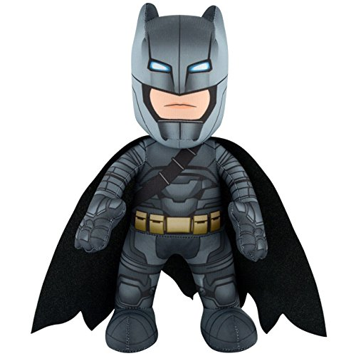 Puuupazzo DC Comics Heroes Superhelden Plüsch Puppen (one size, Batman vs. Superman) (Batman-spielzeug-plüsch)