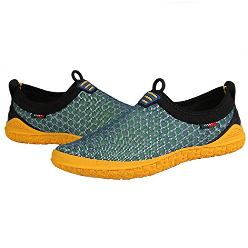 WALK-LEADER , Chaussures aquatiques pour homme green