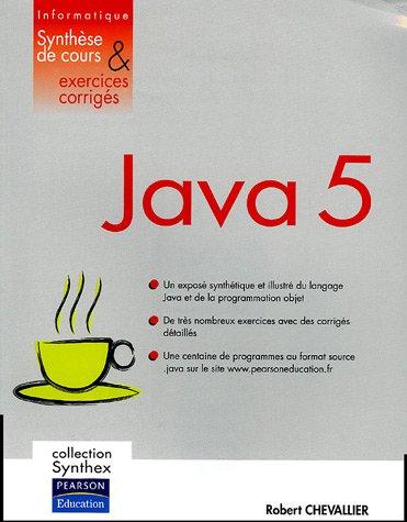 Le langage Java 5