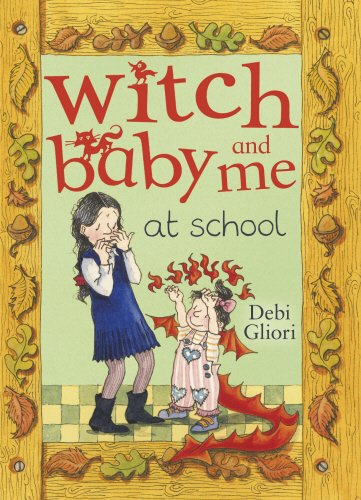 Witch Baby and Me Go to School