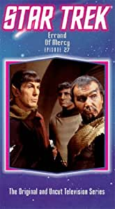 Star Trek 27: Errand of Mercy [VHS] [Import USA]