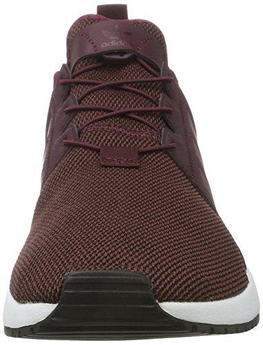 adidas X_plr, Scarpe da Ginnastica Basse Uomo Rosso