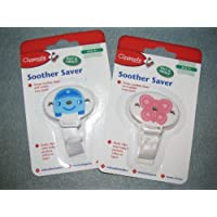 Clippasafe Soother Saver assorted colours - ukpricecomparsion.eu
