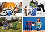 #1: Paint Zoom Electric Portable Spray Painting Machine Best Painting Sprayer For Your Car and House