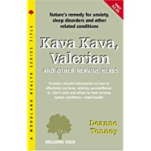 Kava Kava Valerian Nervine Herbs