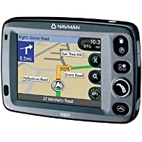 Navman N20 Satellite Navigation System With UK Mapping
