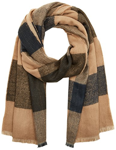 PIECES Damen Schal PCJUKI Long Scarf PB, Braun (Ginger Snap), One Size