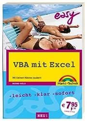VBA mit Excel: Mit kleinen Makros zaubern (easy)