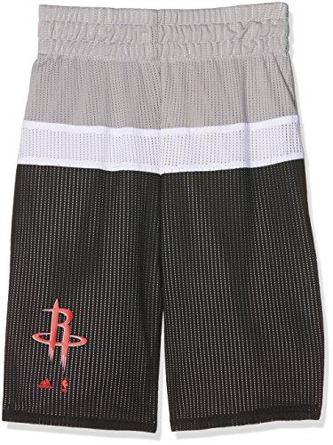 Mädchen-basketball-shorts Adidas (adidas Kinder Houston Rockets Shorts, Nba Houston Rockets, 128)