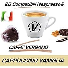 Cápsulas compatibles con Nespresso®, 20 Cápsulas de Caffè Vergano Mezcla