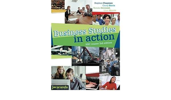 Business Studies In Action HSC 3rd: Amazon co uk: Stephen Chapman
