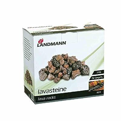 Landmann 0273 3Kg Lava Rock Pack …