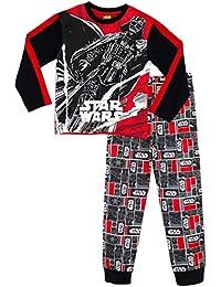 Star Wars - Pijama para Niños - La Guerras de las Galaxias - Brilla en la Oscuridad