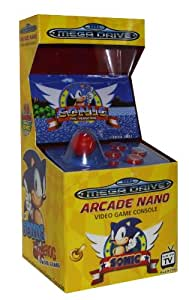 Sega Arcade Nano - Sonic the Hedgehog