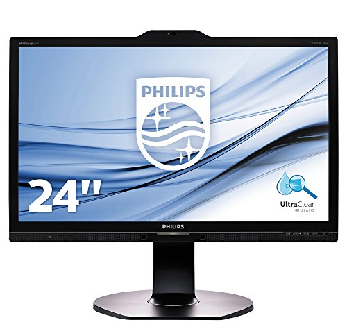 Philips 241P6VPJKEB/11 LCD Monitor 23.8