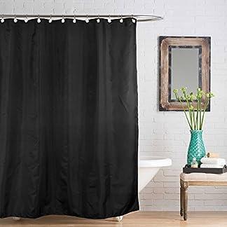 Beddingleer Cortina de baño moderna Patrón baño cortina de ducha