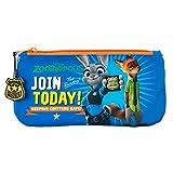 Zootropolis Disney-Astuccio portapenne, colore: blu