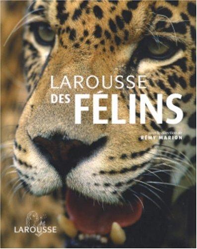 Larousse des félins par Rémy Marion