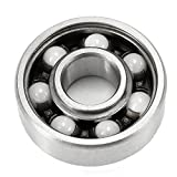 Generic 10pcs 8x22x7mm Replacement Ceramic Ball Bearing for Hand Fidget Spinner