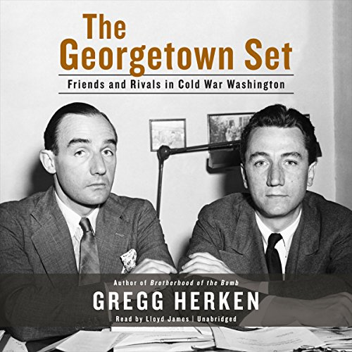 The Georgetown Set  Audiolibri