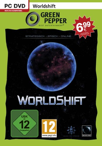 ak tronic Worldshift [Green Pepper]