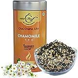CHAMOMILE GREEN TEA - TIN CAN