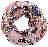 PIECES Damen PCSAFIR TUBE SCARF PB Schal, Mehrfarbig Candy Pink, (Herstellergröße: One Size)