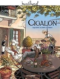 Cigalon (BD) par Serge Scotto