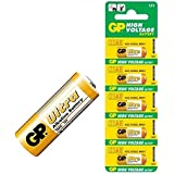 SaleOn™ GP Ultra 23A 5 Pieces Pack Of 12V Alkaline Battery High Voltage Cell Car Remote Battery-425
