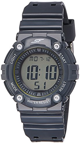 51J6Qprot8L - Sonata 77042PP02J Digital and Mens watch