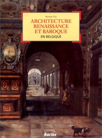 Architecture de la Renaissance baroque en Belgique
