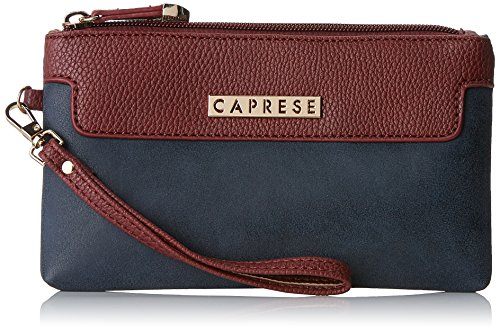Caprese Women's Clutch (Marroon)  available at amazon for Rs.1150