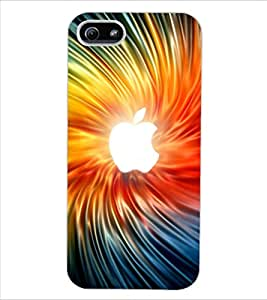 ColourCraft Creative Image Design Back Case Cover for APPLE IPHONE 5S