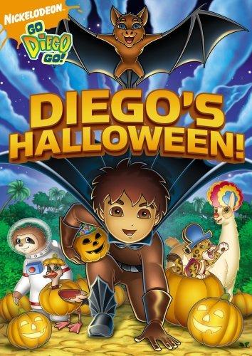 Go Diego Go! Diego's Halloween by Jake T. Austin