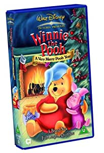Winnie The Pooh: A Very Merry Pooh Year [VHS]