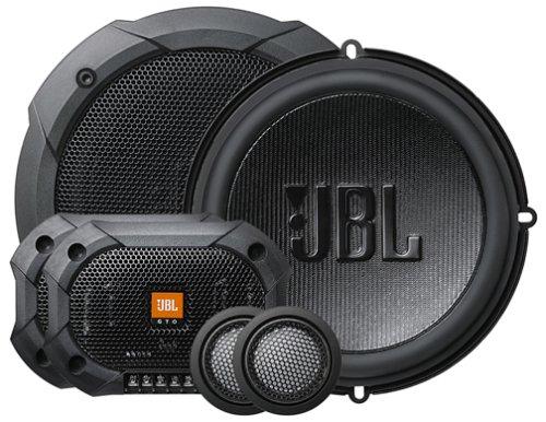 JBL GTO 6505CE 2-Wege-Komponenten-Lautsprecher-System 16,5 cm