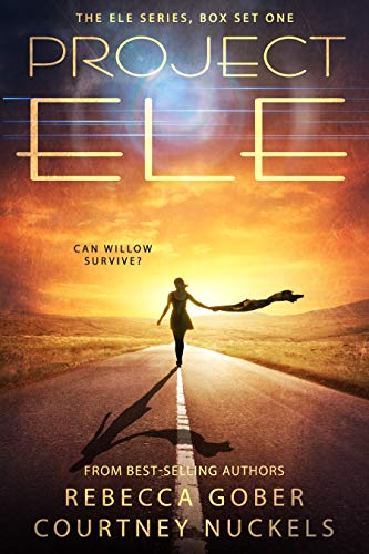 Project ELE Boxed Set One : A Young Adult Science Fiction Adventure Romance (The ELE Series Boxed Sets Book 1) (English Edition)