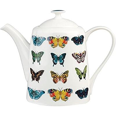 Harlequin Érable Papilio Théière 1.1L Coffret cadeau, Multi